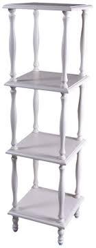 Купить <b>этажерка Мебелик П 8</b> 2090 34х34х123 см, слоновая ...