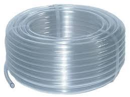 CLEAR LAWNMOWER PETROL FUEL PIPE TUBING <b>5mm</b> INNER ...