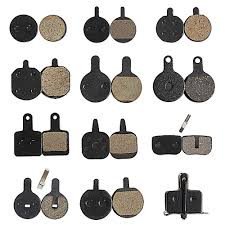 BB5 M446 <b>MTB bicycle bike cycling</b> disc brake pads semi metallic ...