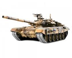 <b>Радиоуправляемый танк Heng Long</b> T90 Russia 1:16 RTR 2.4GHz ...