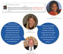 our work mentor voices
