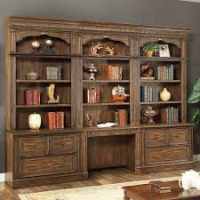 office furniture wall unit. creative hooker furniture home office cherry creek wall end unit lr 25870450 t
