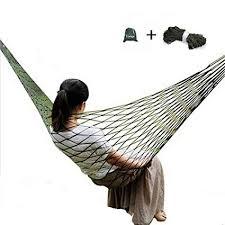 TOOGE Travel Camping <b>Hammock</b> - Comfortable Hanging <b>Nylon</b>