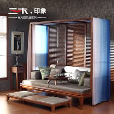southeast asian style furniture hotel furniture ash wood ocean bed wood bed asian style furniture