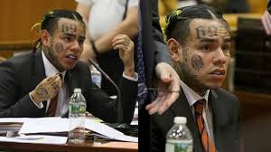 "6IX9INE Apologizes In Court & Snitches On TREYWAY.. ""We ..."