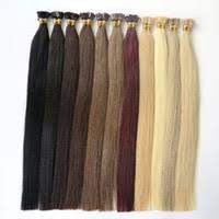 Keratin Remy Human Hair Online Shopping | Keratin Fusion Human ...