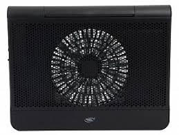 Теплоотводящая подставка под ноутбук <b>DeepCool N6000</b> 200 мм ...
