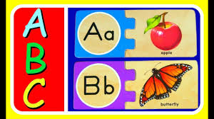 <b>Learn ABC Alphabet ABC Puzzles</b>!