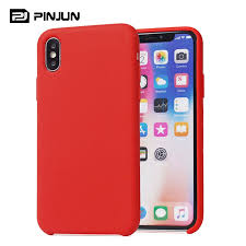 China <b>Soft Liquid Silicone Mobile</b> Phone Case for iPhone X/Xs Xr ...