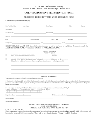 registration form template golf tour nt registration registration form template golf tour nt registration template