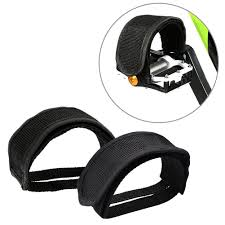 Wommty <b>1 Pair Bike</b> Pedal Straps Pedal To- Buy Online in Gibraltar ...