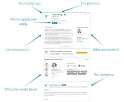 how your linkedin job posting can lure top applicants annotated linkedin job posting