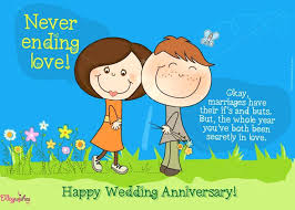 Wedding Anniversary Greetings | Unique Wedding Gallery