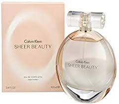 calvin klein sheer beauty - Amazon.com