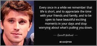 TOP 25 QUOTES BY GARRETT HEDLUND   A-Z Quotes via Relatably.com
