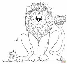 Small Picture african lion coloring page mufasa the lion king coloring page i