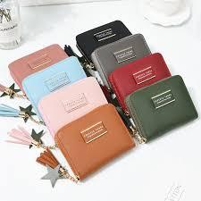 Hot Selling <b>Ultra</b>-<b>Thin</b> Practical Mini Wallet Simple Pull-belt Nubuck ...