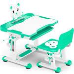 <b>Комплект мебели</b> (<b>столик</b> + стульчик) <b>Mealux</b> BD-04 XL Teddy ...