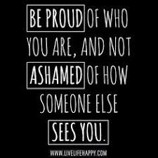 I AM P.R.I.D.E. on Pinterest | Confidence Quotes, Proud Of You and ...