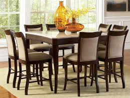 size dining room contemporary counter: room   piece dining room tables