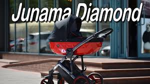 <b>Junama</b> Diamond Special - Обзор - <b>Коляска 3</b> в 1 - YouTube