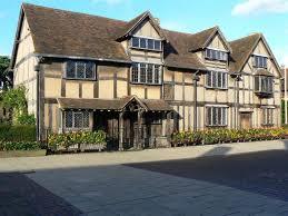 Shakespeare Geburtshaus