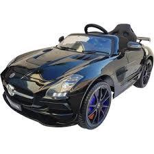 <b>Электромобиль Hollicy Mercedes-Benz</b> SLS AMG Black - SX128-S ...