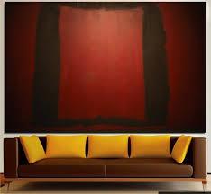 <b>Mark Rothko</b> Still life <b>Classical oil</b> Painting Drawing art Unframed ...