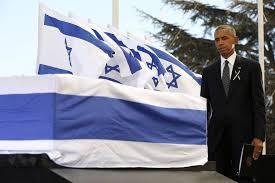 le prsident amricain barack obama touche le cercueil de lancien prsident isralien shimon peres apras le discours de celle qui