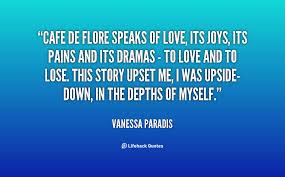 Vanessa Paradis Quotes. QuotesGram via Relatably.com