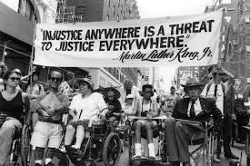 disability rights are a human right rdquo minorities must join ldquodisability rights are a human rightrdquo minorities must join together and build powerful coalitions