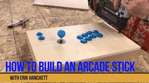 How To <b>Build</b> An <b>Arcade Joystick</b> From Scratch <b>DIY</b> - YouTube
