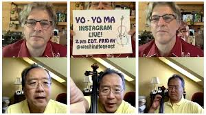 Q&A with <b>Yo</b>-<b>Yo Ma</b>: How music can be like touch during these ...