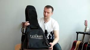 Какой <b>чехол для гитары</b> выбрать, обзор чехлов (тонкий ...