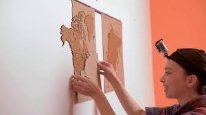 Собираем <b>деревянный</b> пазл <b>World</b> Map True Puzzle от Mimi ...