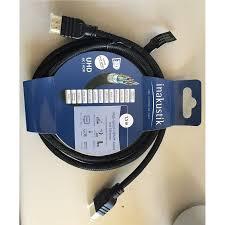 Купить <b>Hdmi кабель In-Akustik</b> Blue <b>HDMI</b> 1.5m (#313990015) в ...