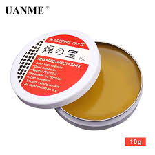 <b>BEST Solder Paste</b> 50g Strong Lead containing Lead Free Silver ...