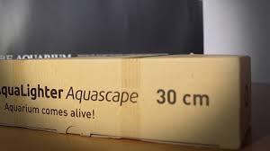 <b>Светильник Collar Aqualighter</b> Aquascape 30см - обзор, распаковка