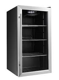 <b>Холодильная витрина VIATTO</b> VA-JC88W, черный