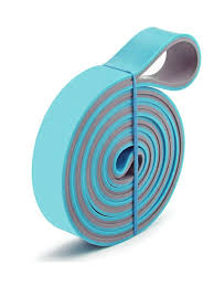 <b>Эспандер</b> для фитнеса замкнутый 208х3,2х0,45 см <b>Harper Gym</b> ...