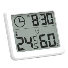 <b>MoesHouse Multifunction Thermometer</b> White Smart Home Controls ...