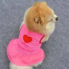 <b>1pc New</b> Soft Cute Puppy Dog <b>Clothes Summer</b> Spring Pet Dog ...