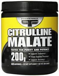 Primaforce <b>Citrulline</b> Malate, <b>Unflavored</b>, <b>7.05</b> Oz - Walmart.com ...