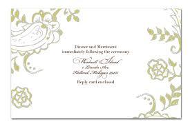 invitation templates wedding samples invitations 12 sample photos invitation templates wedding samples invitations