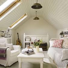 attics are sometimes neglected spaces most often used for additional storage personally i love the architectural character of an attic the slanted roof attic lighting ideas