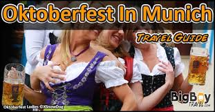 2019 Oktoberfest Guide & Event Schedule - Munich Germany