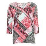 <b>блуза Comma</b> цвет цветной цена 273.00грн. размер 36 артикул ...