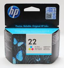 Набор струйных <b>картриджей HP</b> №<b>21 22</b> черный цветной ...
