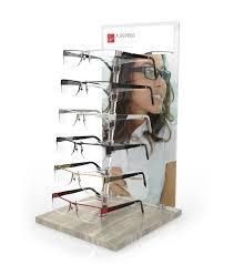 Pop Optical Display Stand - <b>Custom 6pc</b> Counter #302