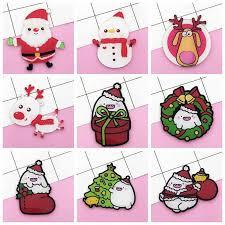 Рождественский <b>комплект</b> с изображением <b>Санта</b> Клауса, оленя ...